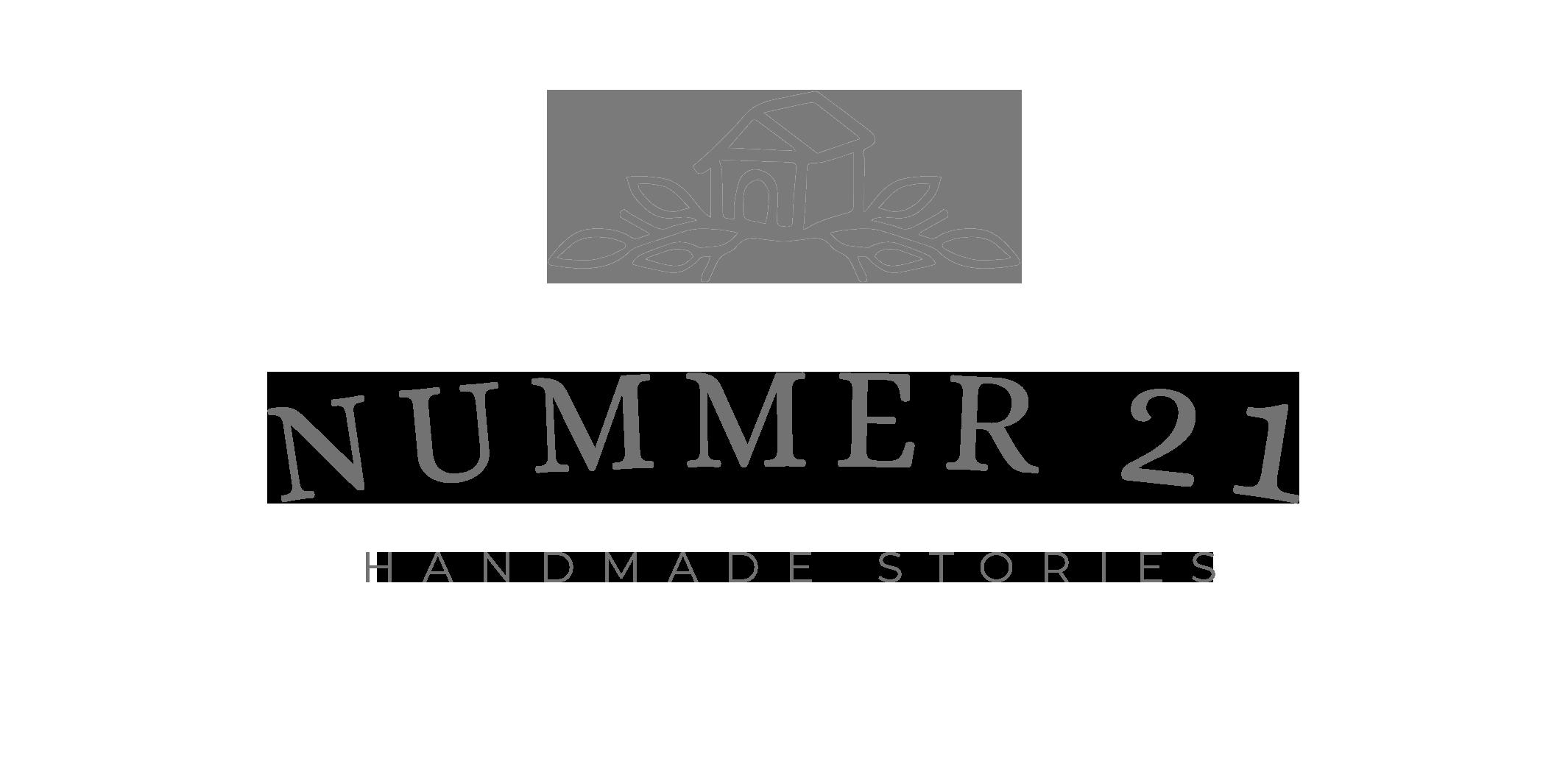 NUMMER 21 - HANDMADE STORIES