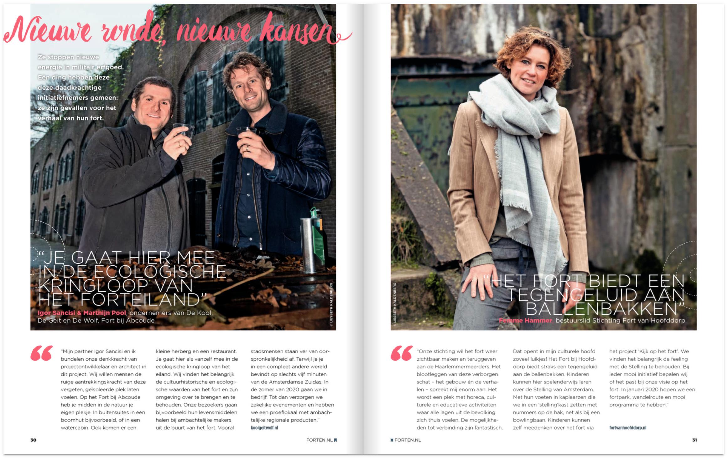Magazine Fort 2019 Fotografie En Tekst Nummer 21 Liesbeth